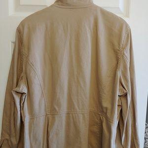 Jones New York Jackets & Coats - Women's Cargo Jacket Size XL